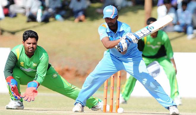 Blind Cricket Needs Support
