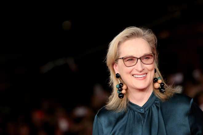 Meryl Streep To Get Golden Globes Lifetime Award