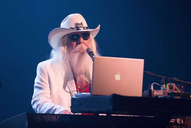Rock Legend Leon Russell Passes Away