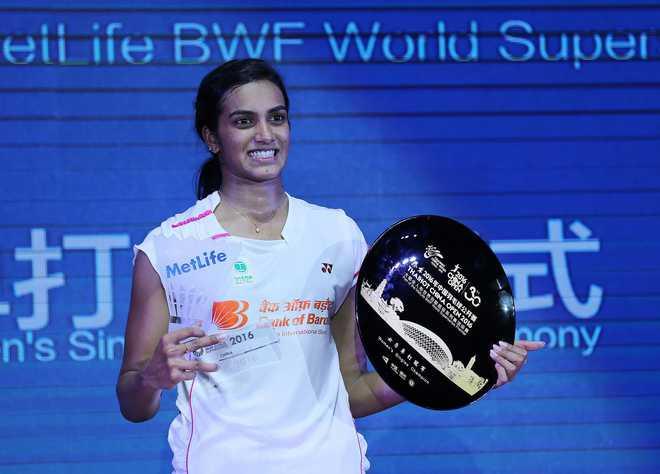 PV Sindhu Reaches Hong Kong Open Semi-Finals