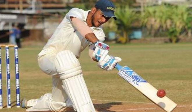 Sagar Hits 6 Sixes In An Over