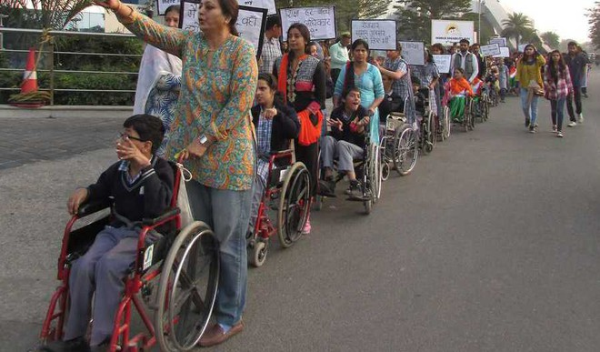 Discuss: Is Rs 500 Enough For The Disabled?