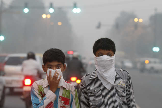 1.6 Mn Pollution Deaths In India, China In '15