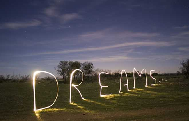 Your Dreams Tell You Something
