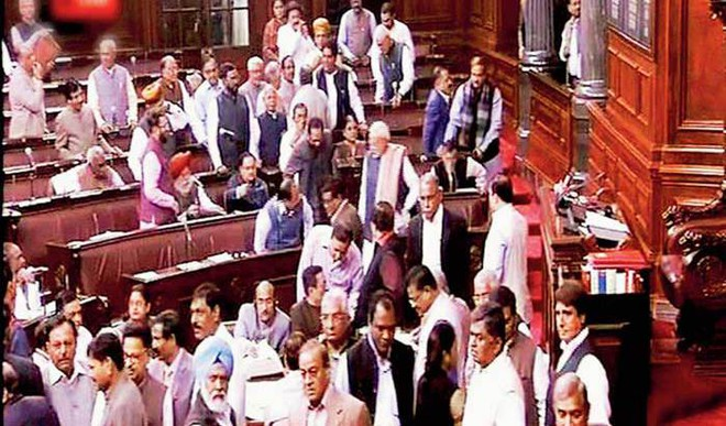 Should Opposition Stall Parliament Proceedings?
