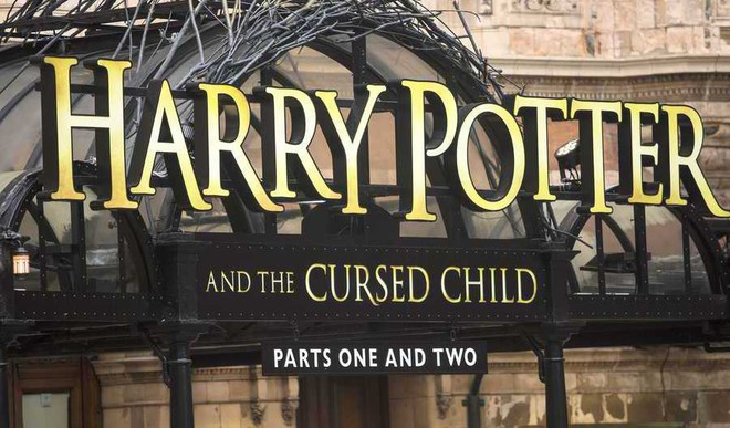 Cursed Child Broadway In The Making