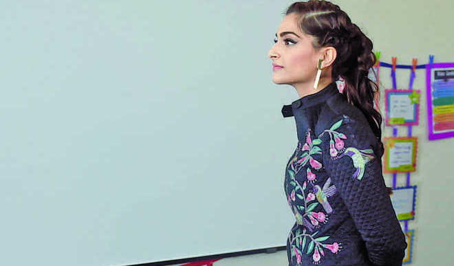 Fashion Faves With Sonam Kapoor