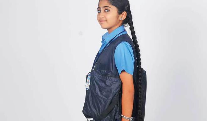 This Bag Will Lessen The Burden of School Bags
