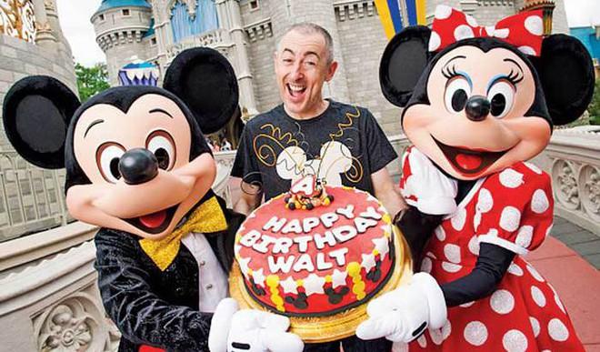 It's Disney's 115th Birth Anniversary