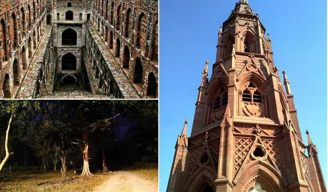 Five Of Delhi's Spookiest Places