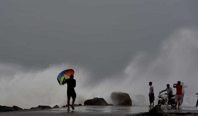 Cyclone Vardah: All You Need To Know About It