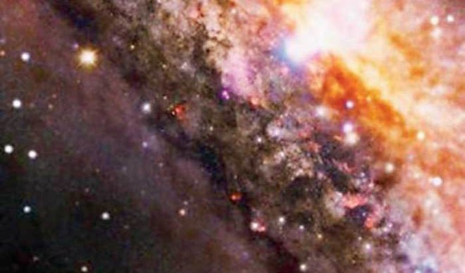 India looks for first signals emitted by stars
