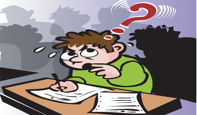 What Are Exams — Stress Or Challenge?