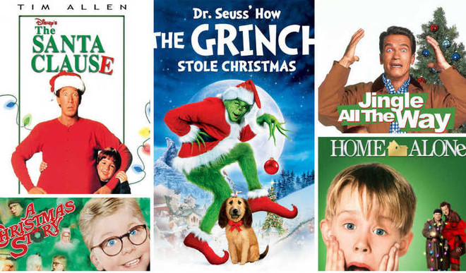 5 Must Watch Christmas Movies