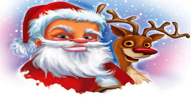 No Reindeers For Santa?