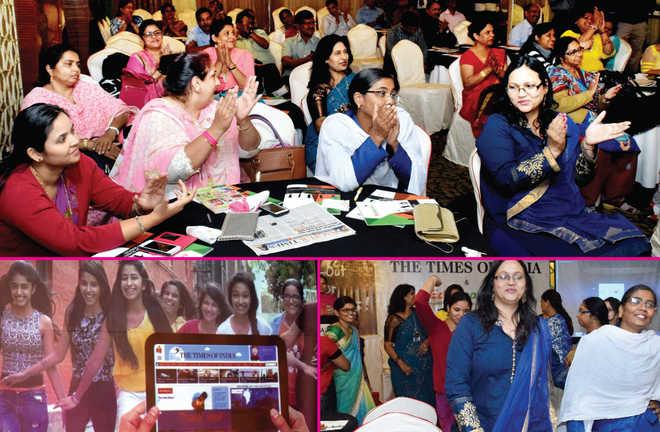 'Teachers' Day Out' at Times-NIE Teachers' Meet-2016