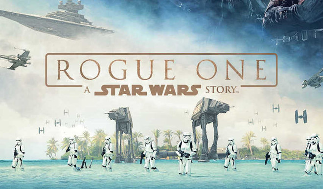 Review- Rogue One: A Star Wars Story