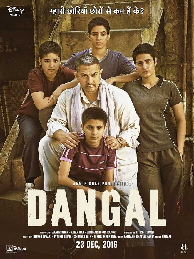 Dangal Is Inspiring & Entertaining