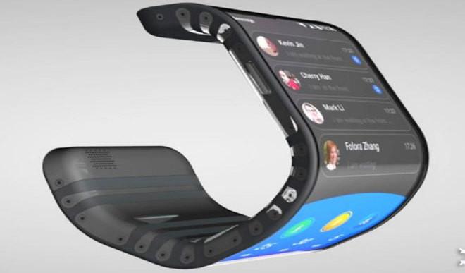 Flexible Smartphones Set For Comeback