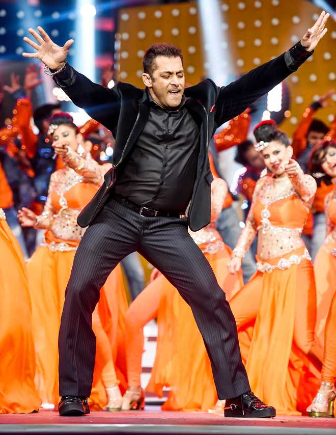 Which Is Your Favourite Salman Film?