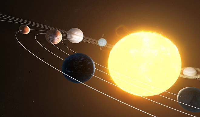 Biggest Moments From Solar System In 2016