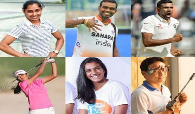 The 2017 Wishlist Of Top Sportspersons