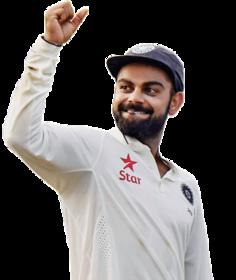 Virat Kohli First Indian Captain To Hit 3 Test Double Tons