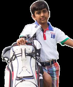 Young Achiever: Arjun Bhati Wins Kids Golf World C'ship