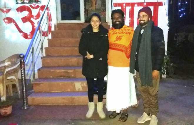 Speculations On Virat-Anushka Engagement On January 1