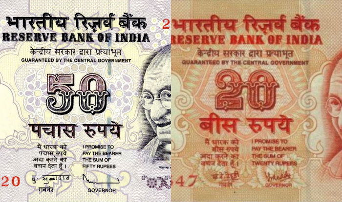 Should New Rs 20 and Rs 50 Notes Be Introduced?