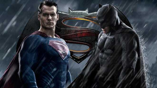 Superheroes Clash