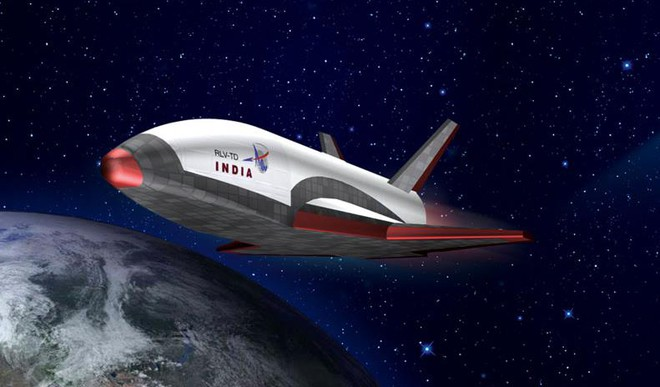 ISRO Test-Launches Its First-Ever 'Space Shuttle'