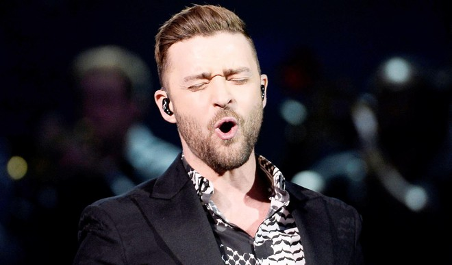 Thanks Justin Timberlake! We 'Can't Stop the Feeling' too