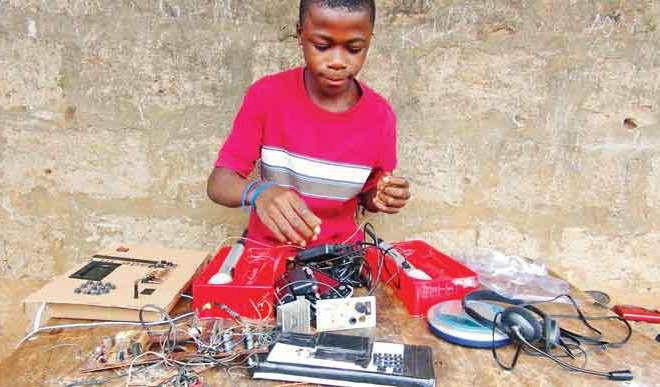 Kid Creates Generator