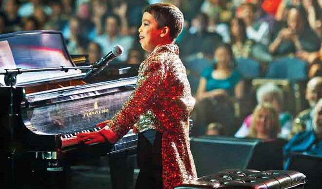 Youngest Solo Piano Artist