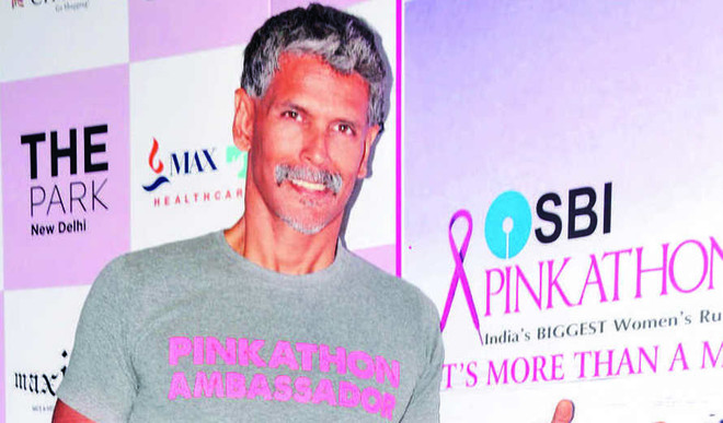 How Milind Soman Conquered Ironman