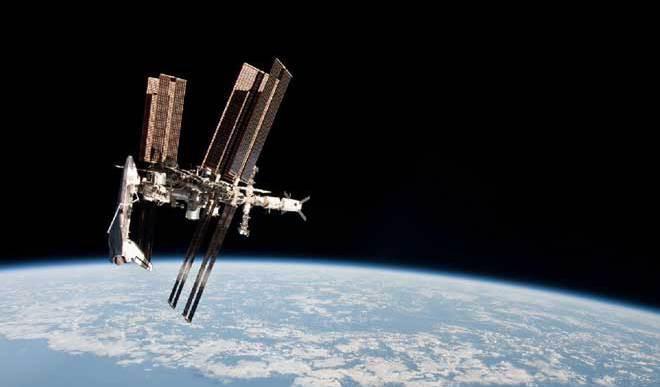 International Space Station : The Flying Marvel