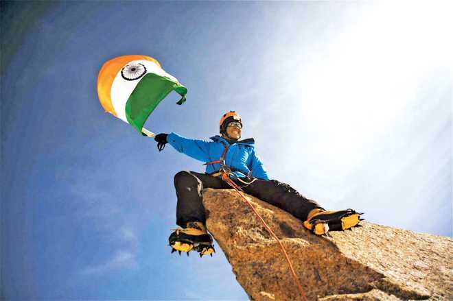 Thwarted By Quake, Noida Boy Returns To Conquer Peak
