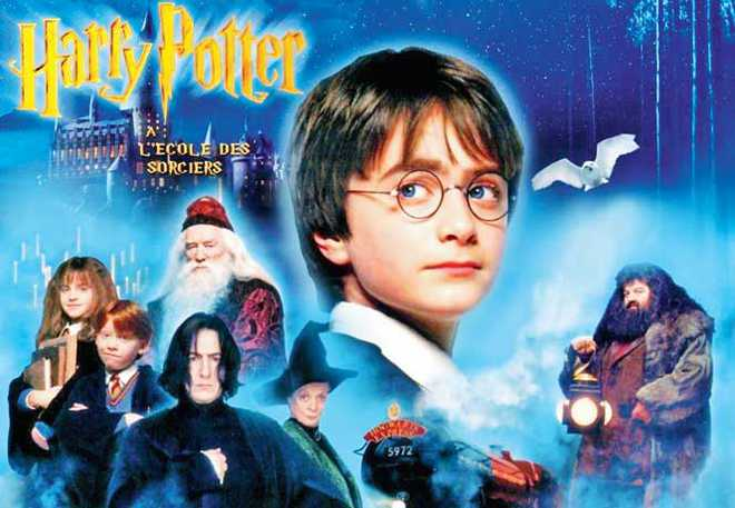Reading Harry Potter Gives Clues To Brain Activity, Claim Experts