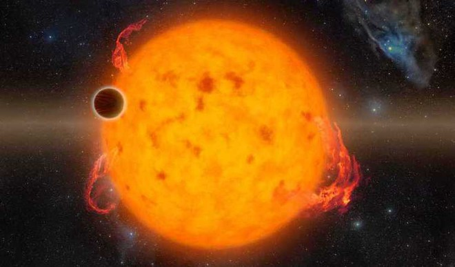 NASA Mission Discovers Infant Exoplanet Around Young Star