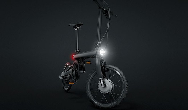 Xiaomi QiCycle Foldable Electric Bike Launched