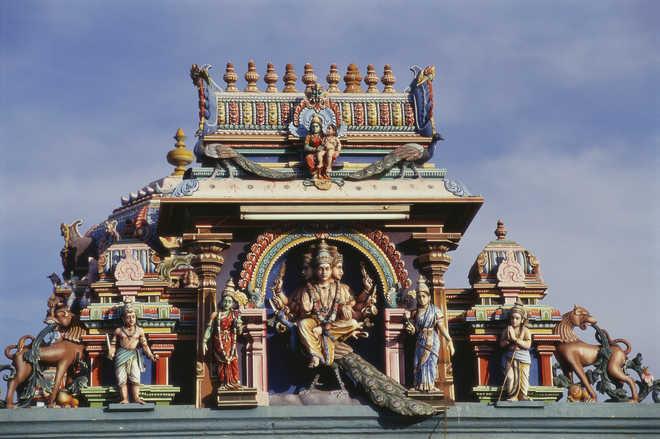 Hindu Temple Architectures