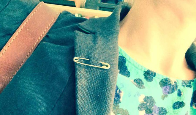 Safety Pin Campaign Follows Brexit