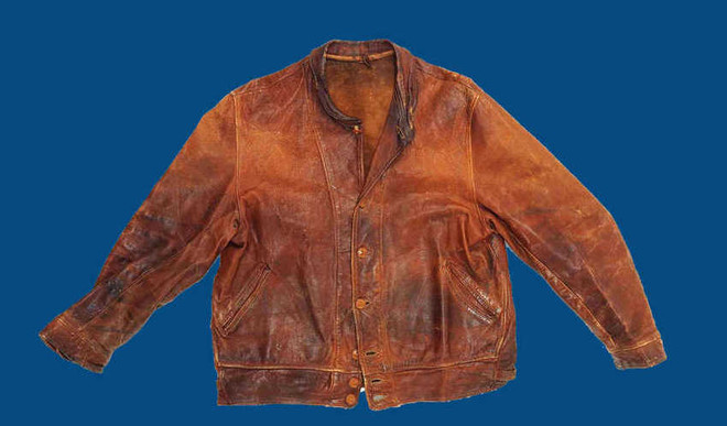 Einstein's Nazi Era Jacket Has Just Been Sold