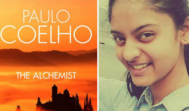 Bhavya Singh Writes On 'The Alchemist'