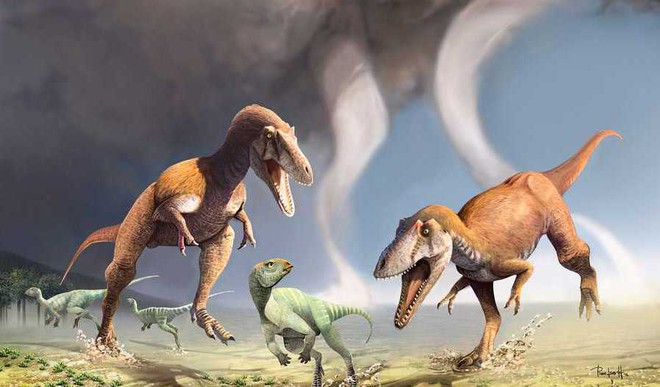 Soot May Have Wiped Out Dinosaurs: Study