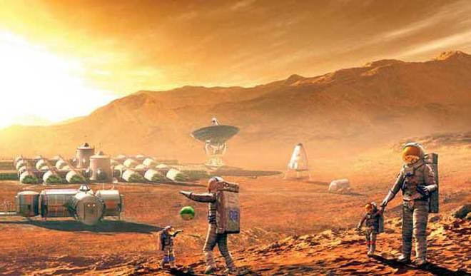 How Terraforming Mars Will Work