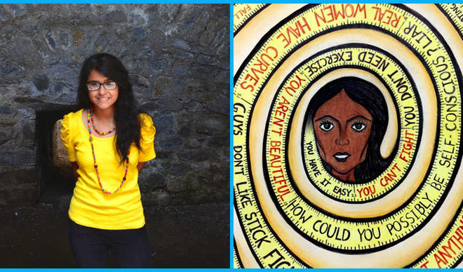 Meet The Artivist: Kaanchi Chopra