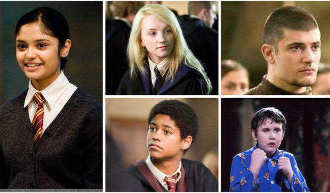 Where's The Cast Of Harry Potter?