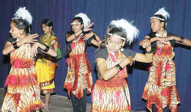 Kids' Musical Bands Motivate Tribals To Build Toilets